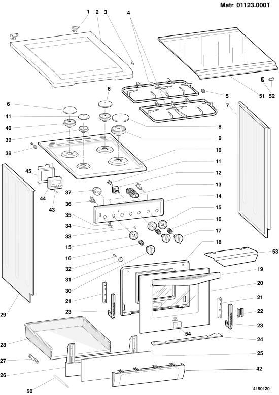 Как разобрать газовую плиту электролюкс своими руками 57