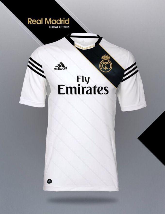 Новая форма Реала 2017 | фото
