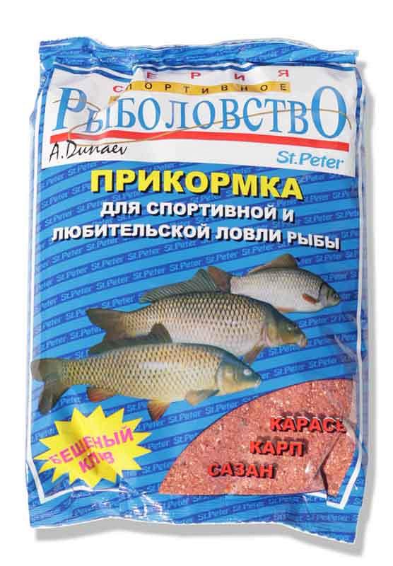 самые эффективные прикормки для рыбалки