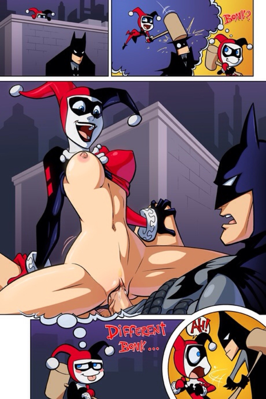 Batman hentai gif sexual movies
