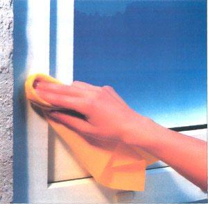 Что делать чтоб не потели пластиковые окна