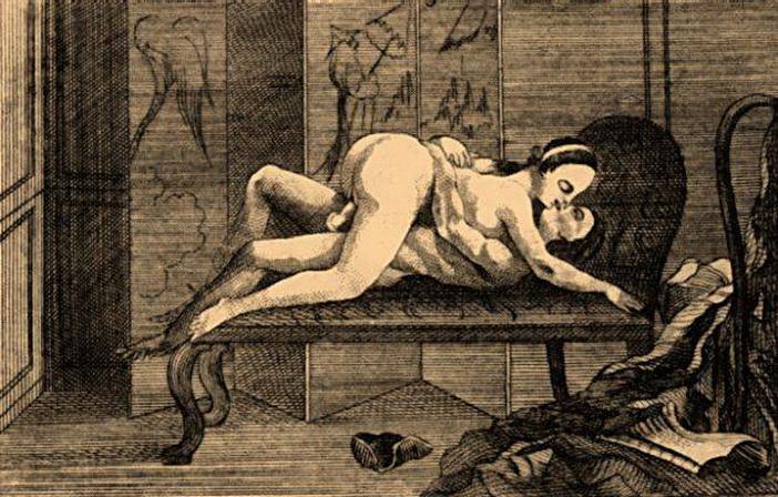 Художественные порнокартины