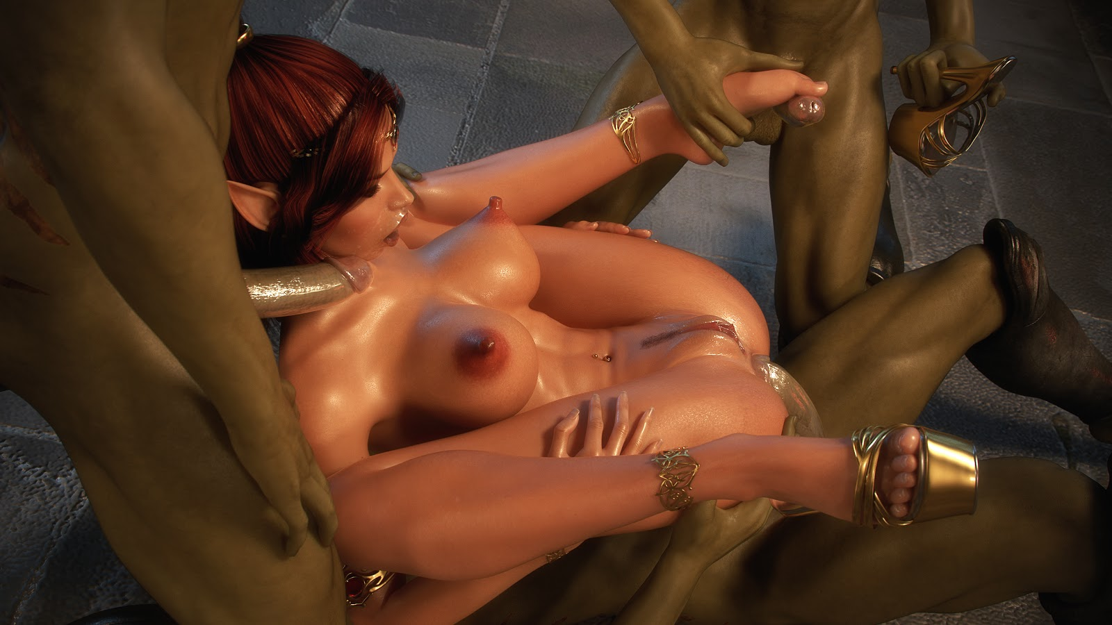 Huge elf fuck red tube erotic image