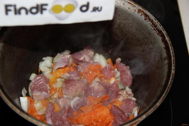 Тушеная индейка с картошкой рецепт с пошагово