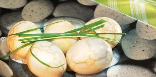 5 яичных рецептов для Пасхи и не только