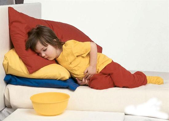 Остановить рвоту у ребенка в домашних условиях