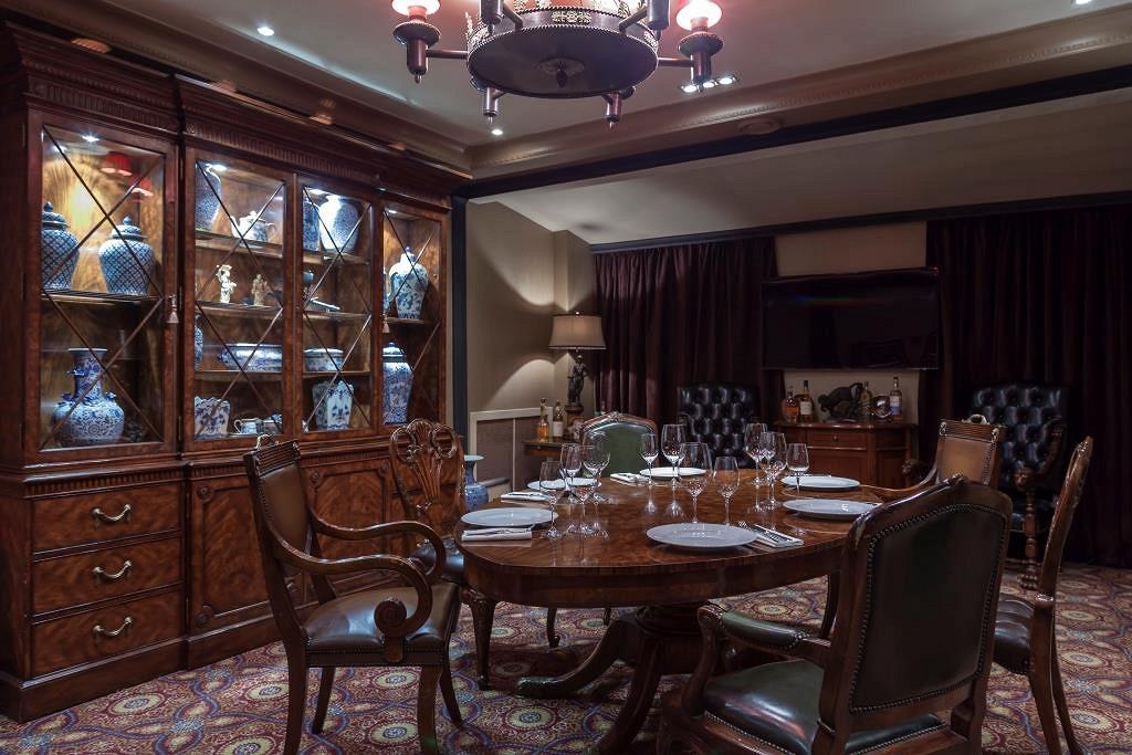 Ресторан Мясной клуб - фотография 9