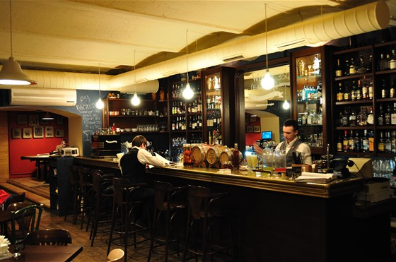 Ресторан Delicatessen - фотография 22