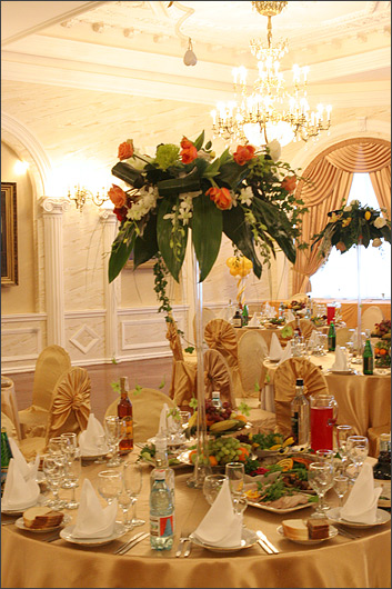 Ресторан Екатерининский дворец