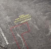 Власти Перу не приняли извинений Greenpeace за порчу рисунка в пустыне Наска
