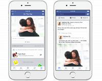 Facebook будет сохранять историю событий по дням