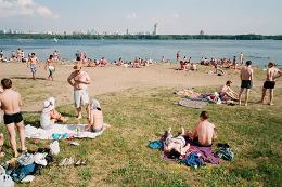 Летом в Москве разрешат купание на 12 пляжах