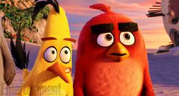 Появились первые кадры мультфильма «Angry Birds»