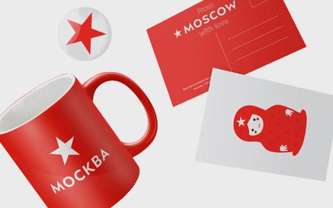 «Звезда — простой, понятный знак»: Лебедев и Капков о новом логотипе Москвы