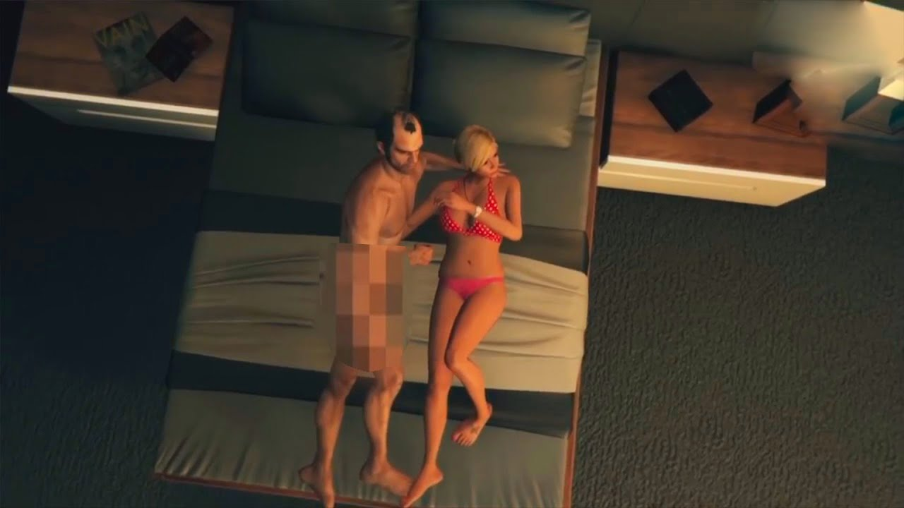 Xxx de gta 5 hentai video