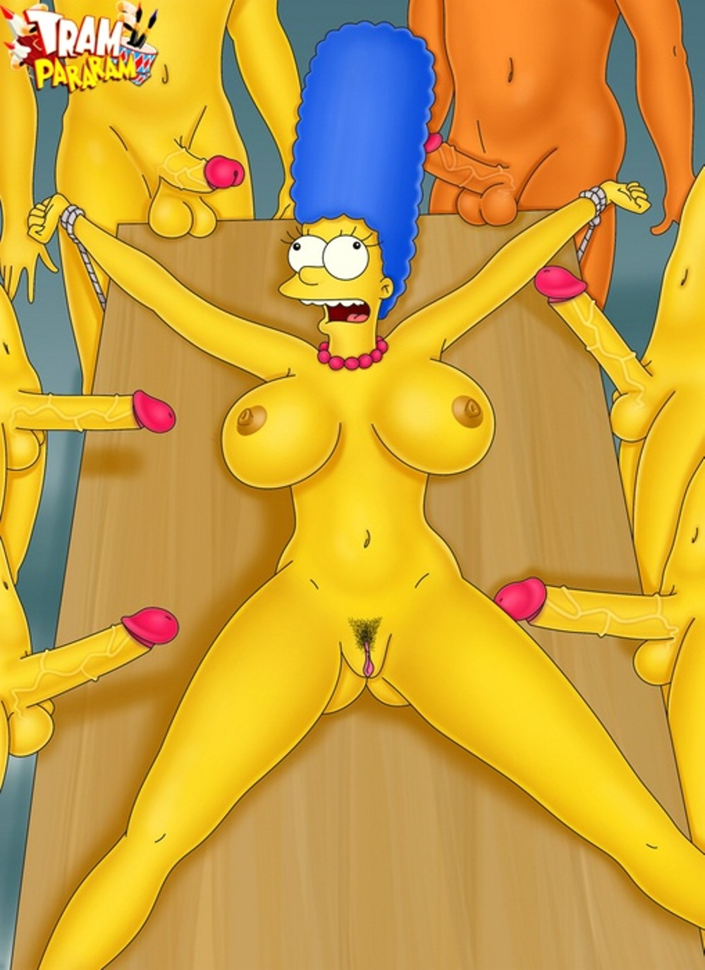 Simpsons cartoon high def 3d porn nude clips