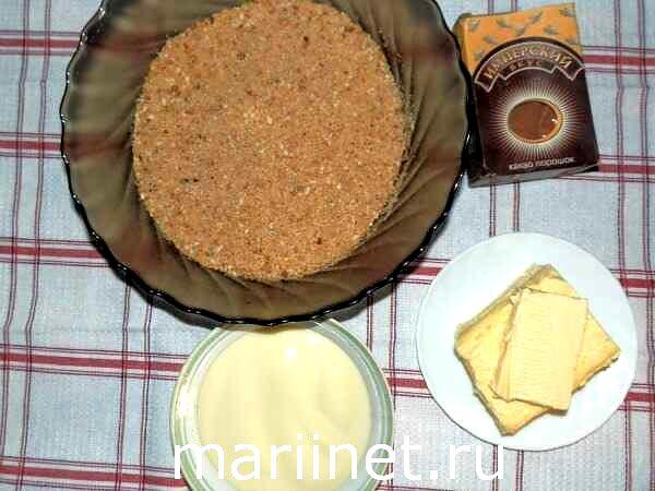 Картошка из печенья рецепт пошагово в домашних условиях