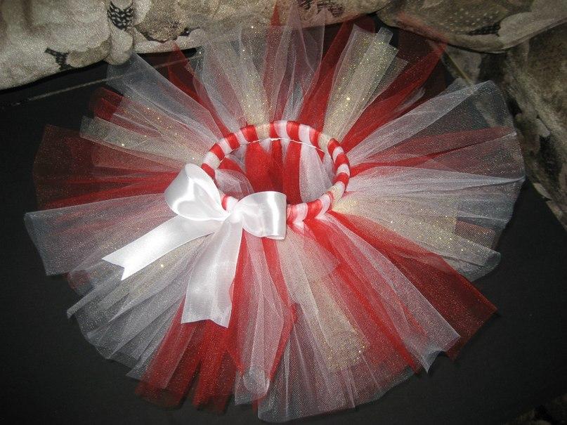 Фатиновые юбки своими руками
