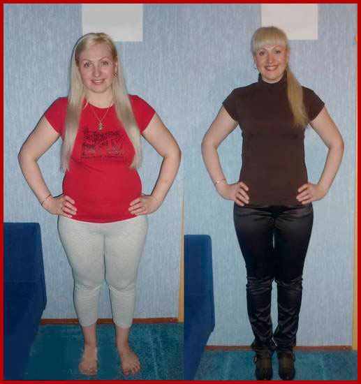 Похудеть на 10 кг очень быстро