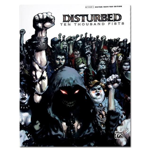 Disturbed by ten fist thousand