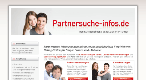 Main echo partnersuche