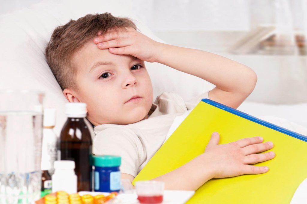 Почему ребенок часто болеет и как с этим бороться?