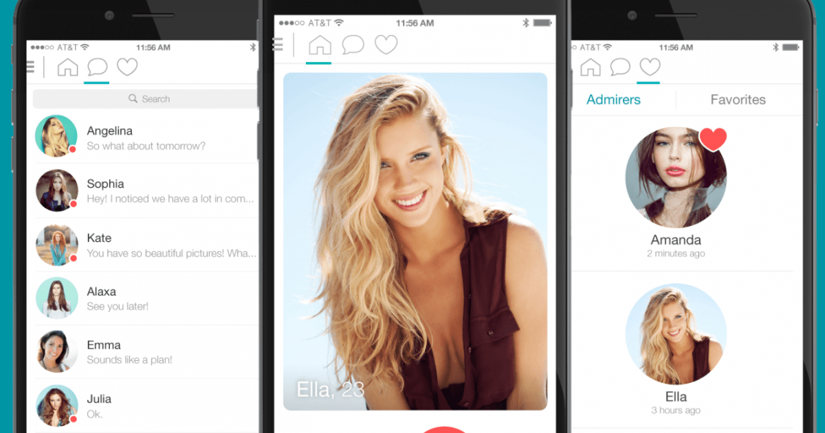 Bumble dating app launch