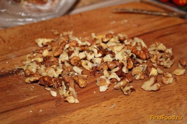 Рецепты из грецких орехов с фото