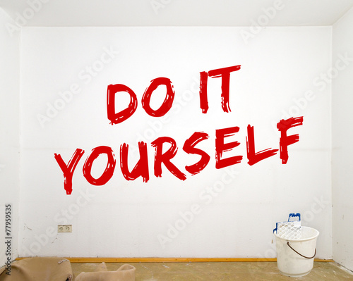 Do it yourself will