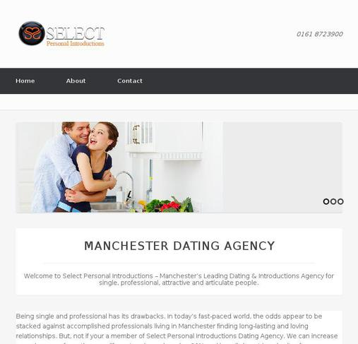 Personal dating agent manchester