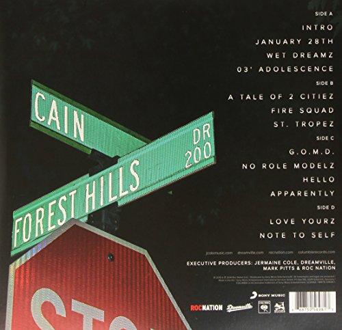 J Cole – 4 Your Eyez Only Album (Zip Download)