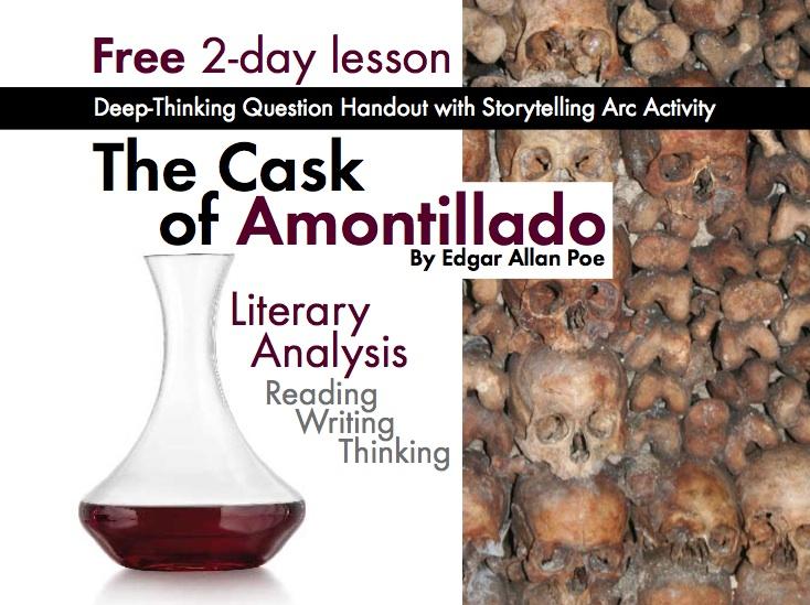 Cask of Amontillado - Essay - Wendy