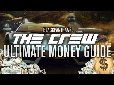 The crew как быстро заработать деньги