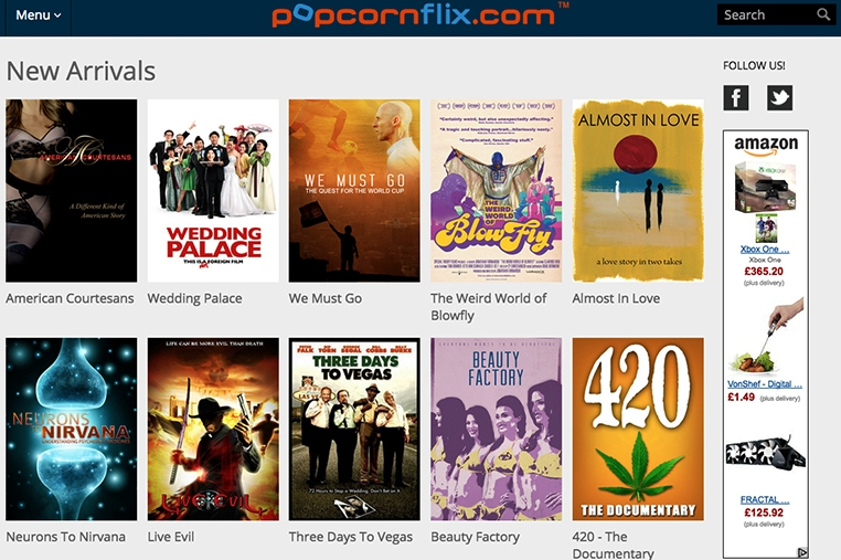 Latest Torrent Movies Network - Well Torrent