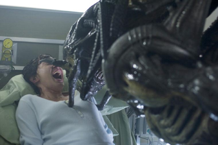 Film Aliens vs Predator Requiem streaming Regarder et