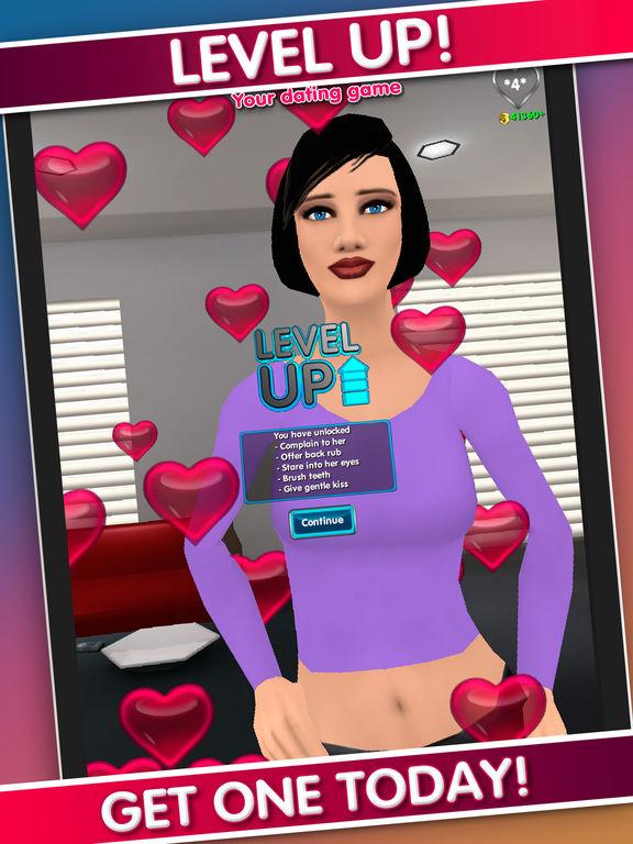 Lesbian dating sim app