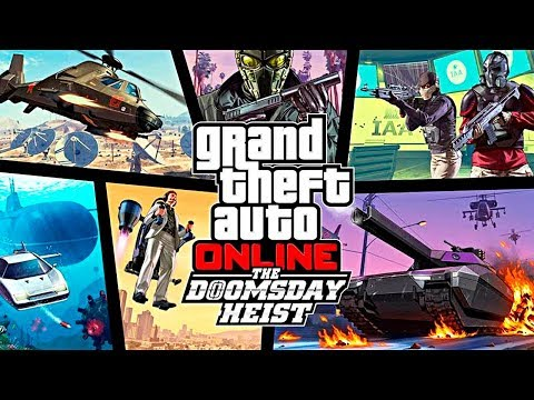 WHERE IS THE GTA ONLINE DLC TRAILER…WILL