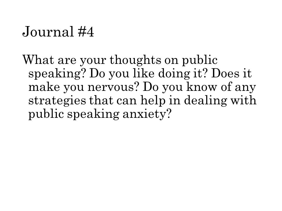 Write my public speaking essay