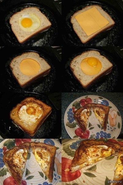 На завтрак быстро и вкусно рецепты