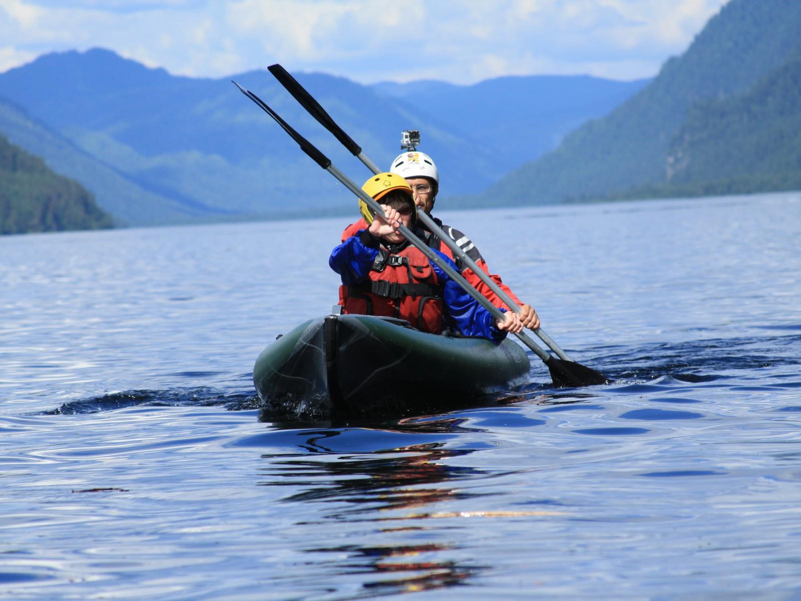 автотуризм на телецкое озеро
