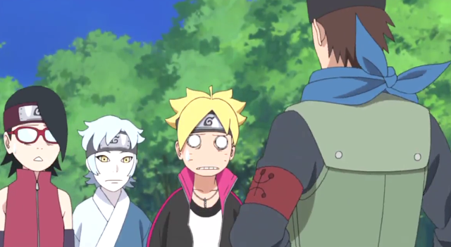 Boruto: Naruto Next Generations Episode 37 Subtitle