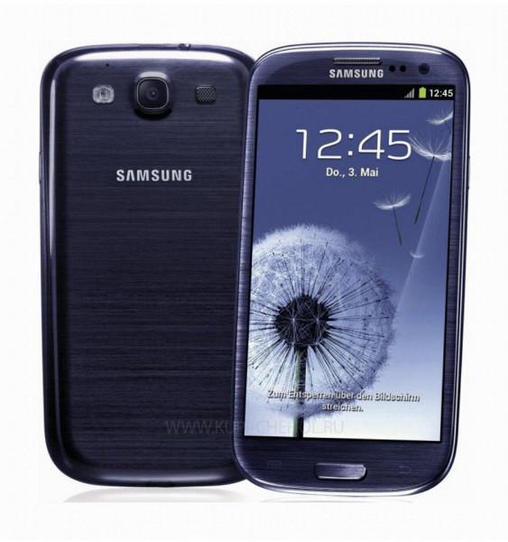 Samsung handbuch s3