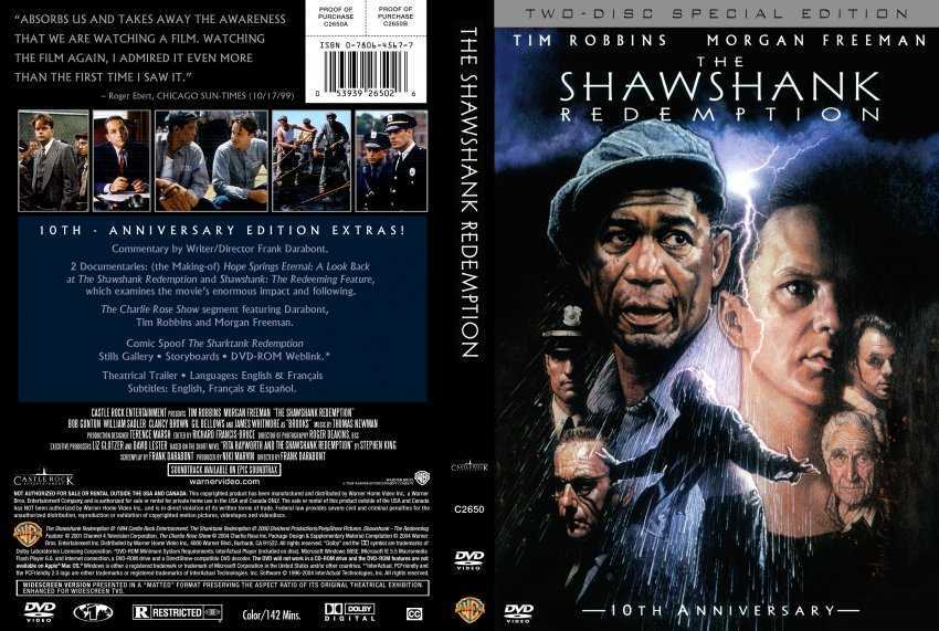 Watch The Shawshank Redemption (1994) Full Movie