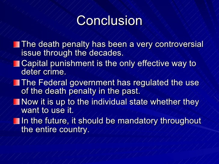 college essays on the death penalty Looking for a good essay example dealing with a controversial topic the following sample paper on the death penalty might be exactly what you need.