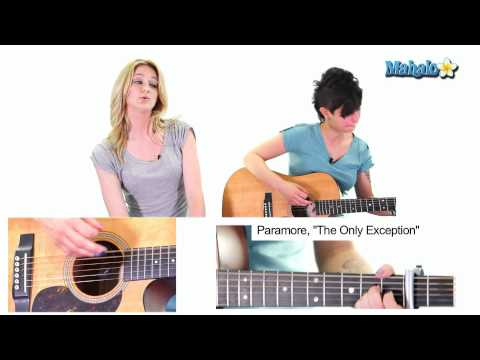The Only Exception - Paramore - MP3 Available! - YouTube