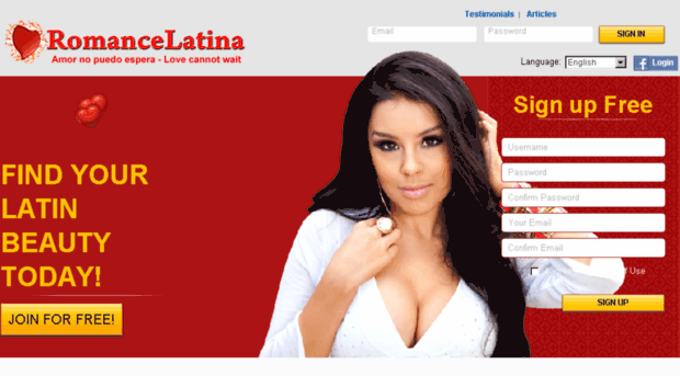 Free online latino dating site