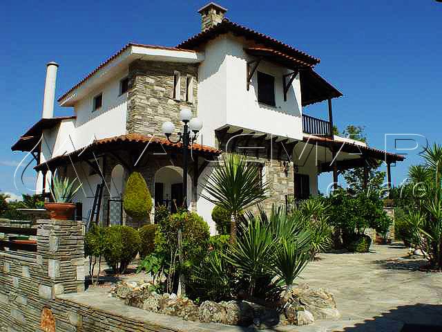 Недорогой дом в остров Ситония