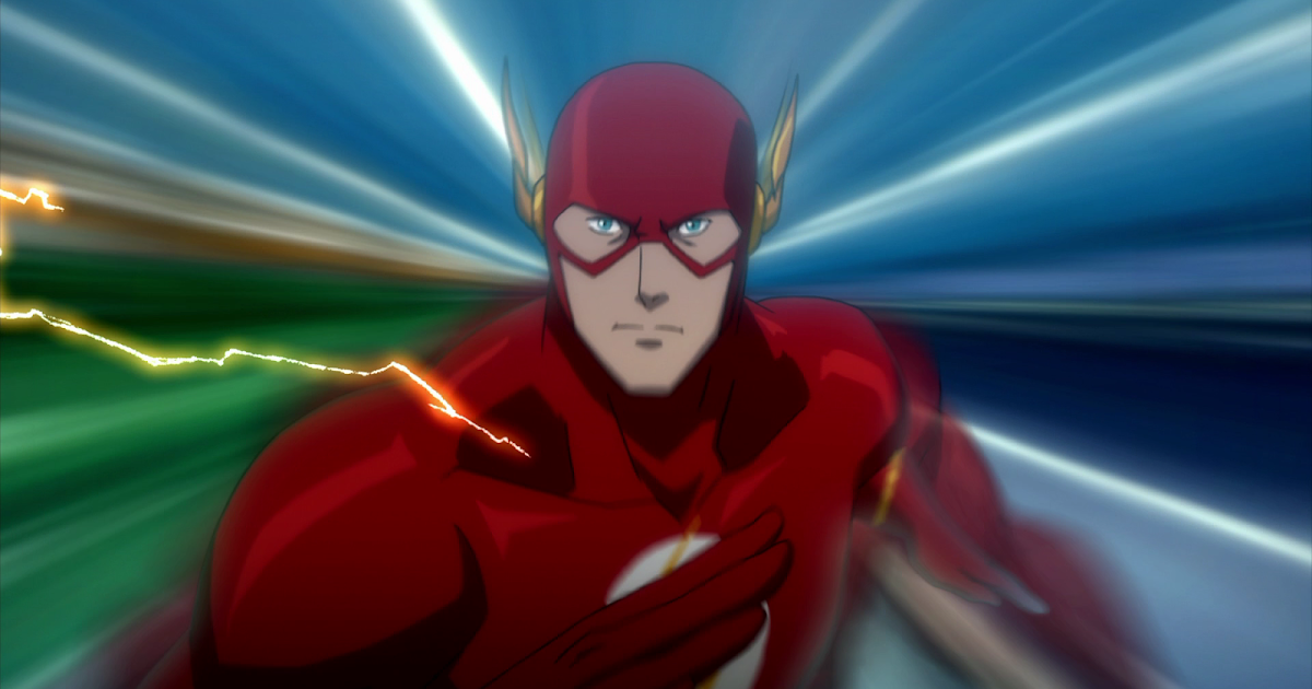 Download Film Justice League: The Flashpoint Paradox (2013