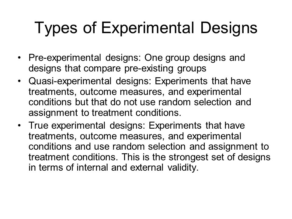 Write my design of experiments case study