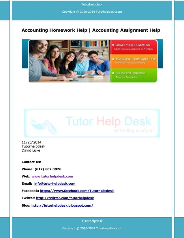 Homework Helper Online Homework Hotline